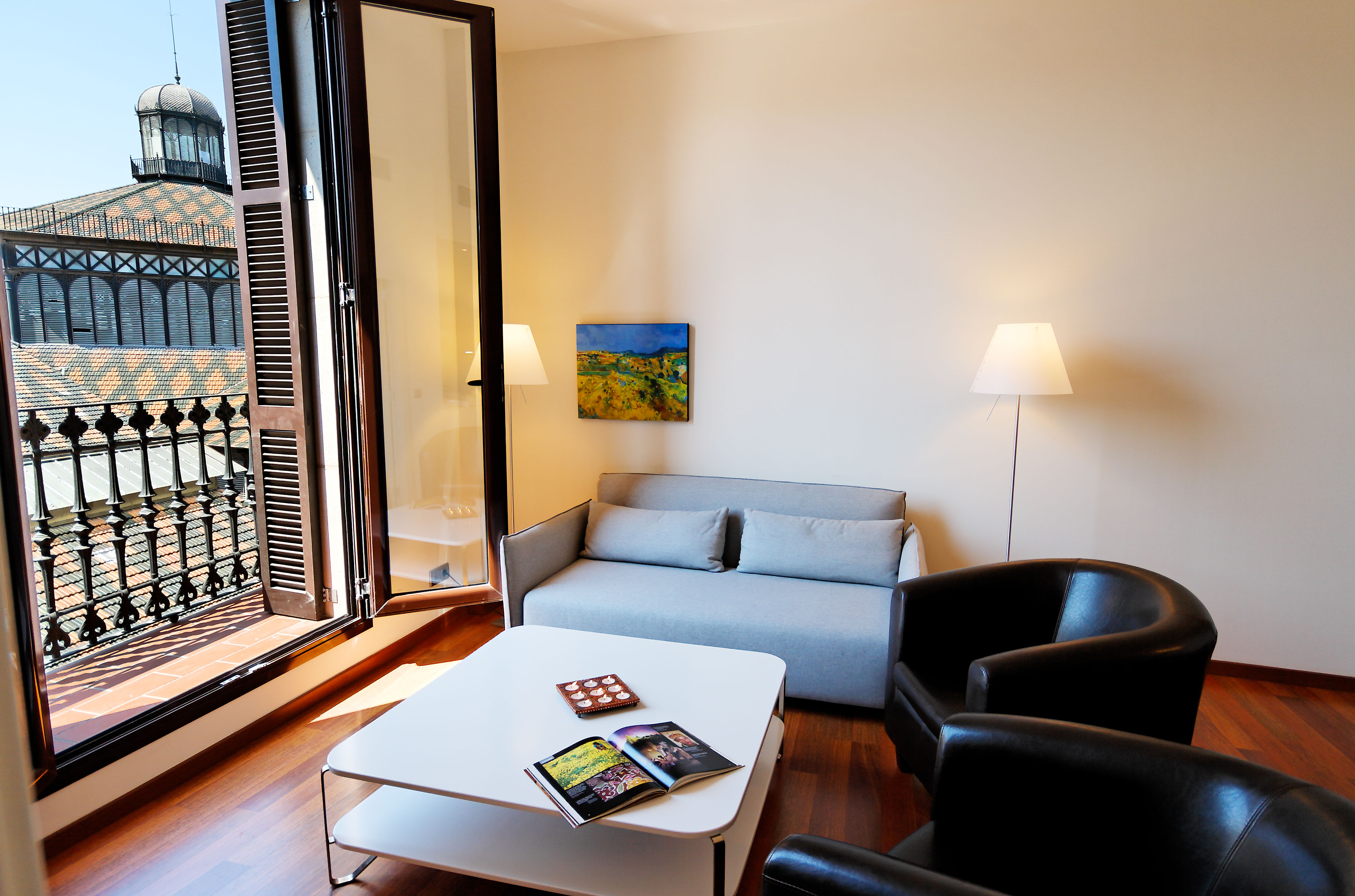 designer bedroom duplex holiday apartments el born barcelona